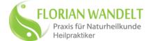 Logo: Praxis für Naturheilkunde - Florian Wandelt
